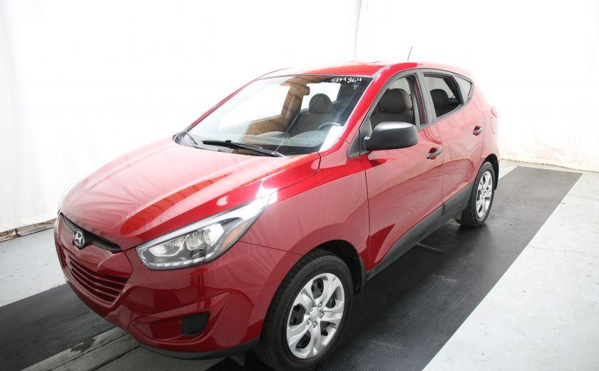 2014 Hyundai Tucson GL #2