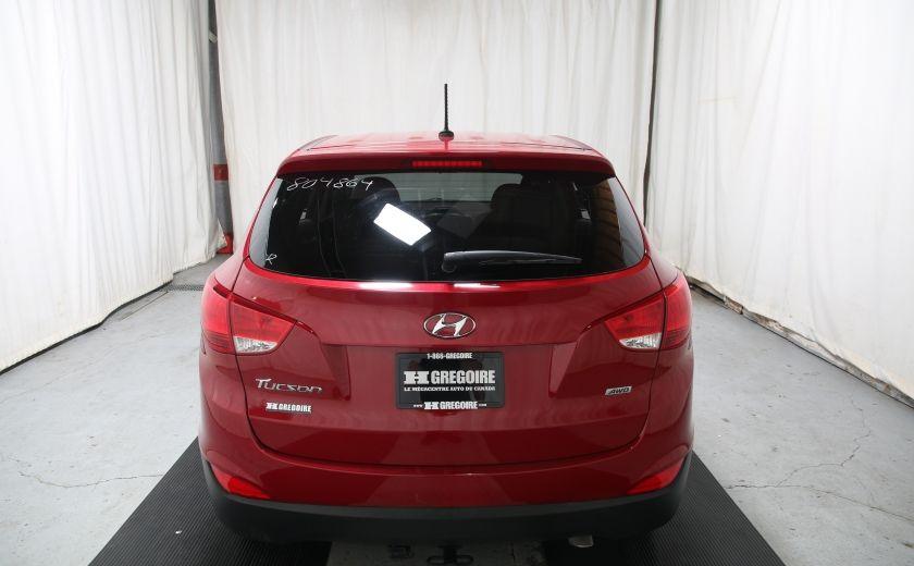 2014 Hyundai Tucson GL #4