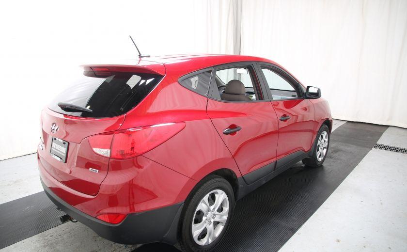2014 Hyundai Tucson GL #5