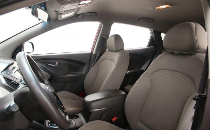 2014 Hyundai Tucson GL #8