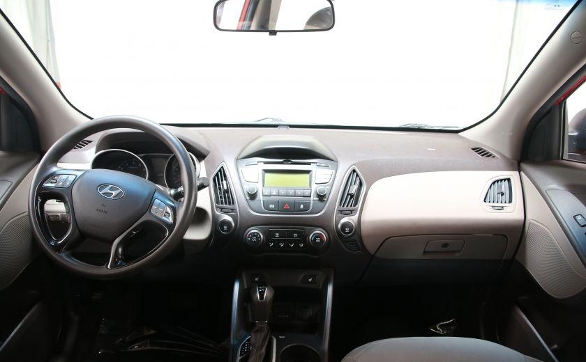 2014 Hyundai Tucson GL #9