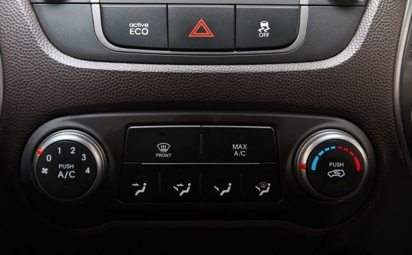 2014 Hyundai Tucson GL #12