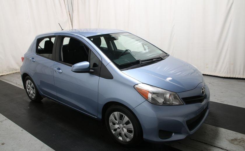 2014 Toyota Yaris LE #0
