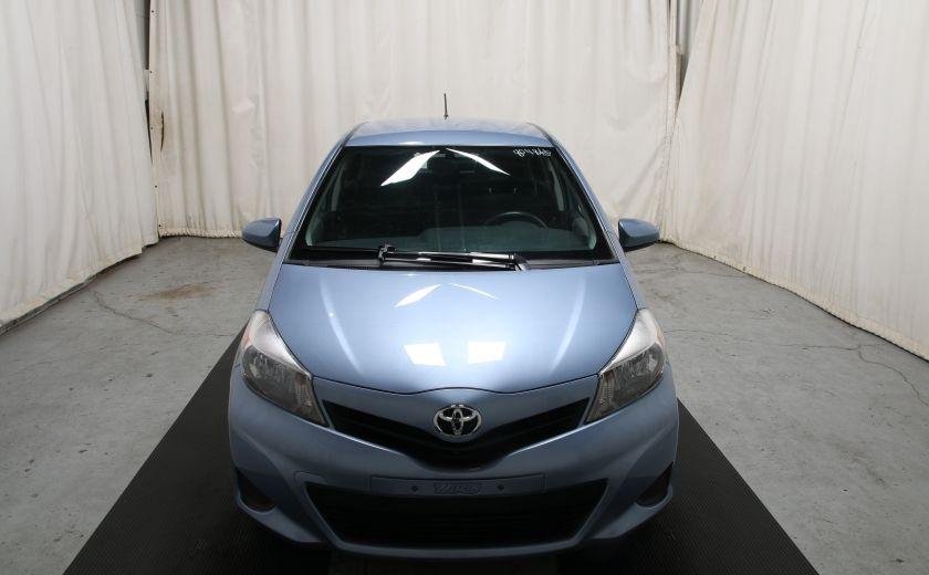 2014 Toyota Yaris LE #1