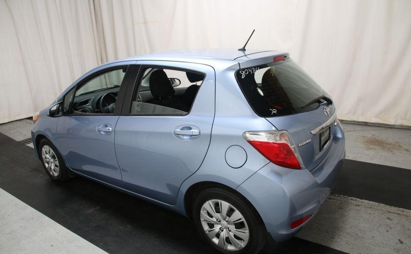 2014 Toyota Yaris LE #3