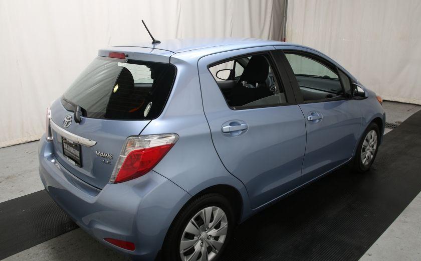 2014 Toyota Yaris LE #5