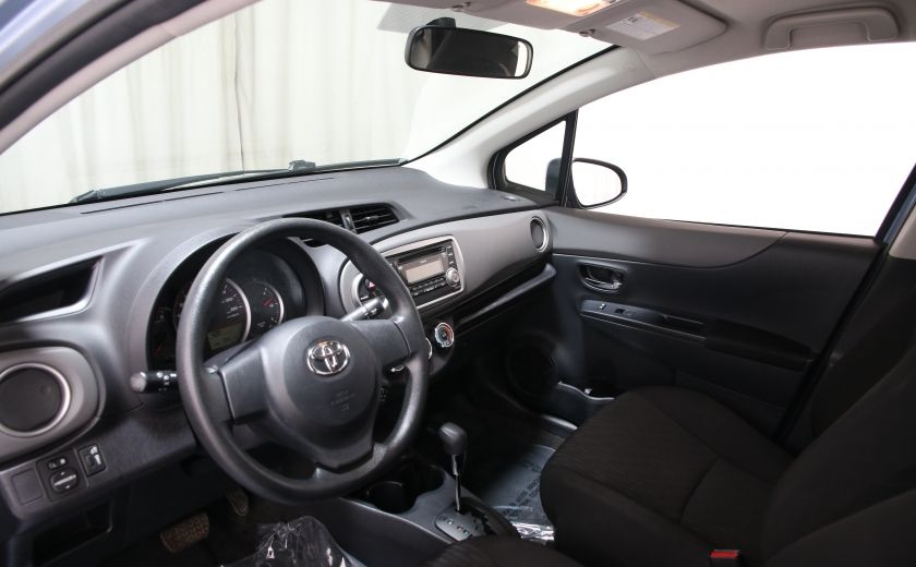 2014 Toyota Yaris LE #7