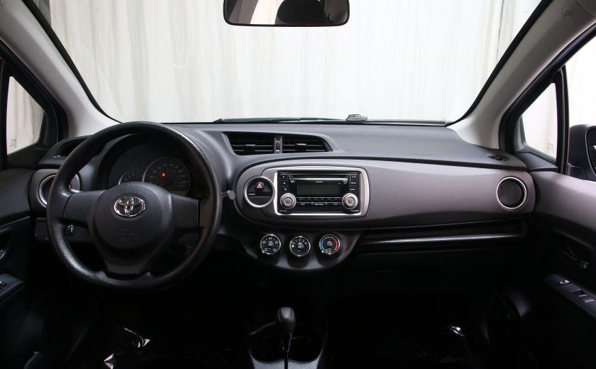 2014 Toyota Yaris LE #9