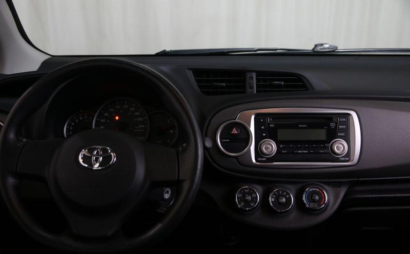 2014 Toyota Yaris LE #10