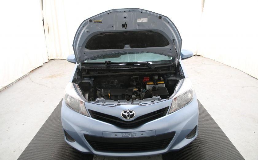 2014 Toyota Yaris LE #19