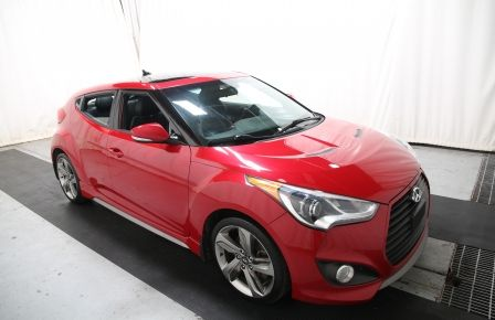 2013 Hyundai Veloster Turbo in Repentigny