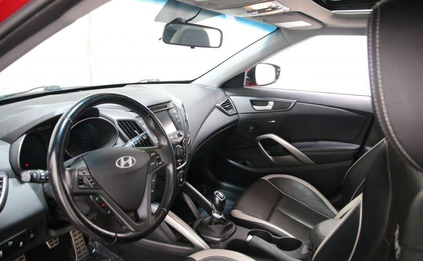 2013 Hyundai Veloster Turbo #9
