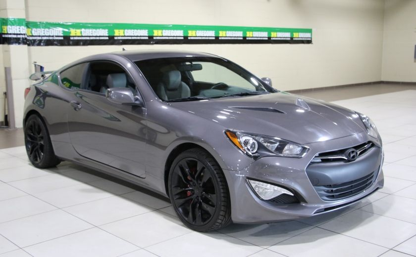 2013 Hyundai Genesis R-Spec Brembo A/C MAGS BLUETOOTH #0