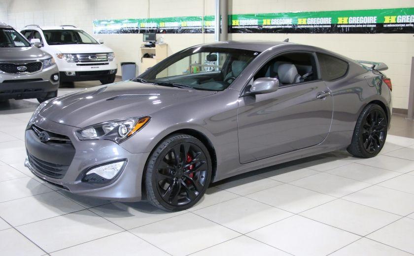 2013 Hyundai Genesis R-Spec Brembo A/C MAGS BLUETOOTH #2