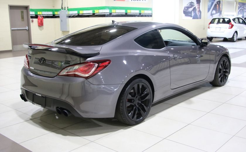 2013 Hyundai Genesis R-Spec Brembo A/C MAGS BLUETOOTH #6