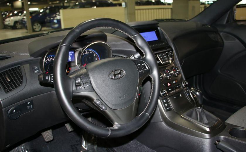 2013 Hyundai Genesis R-Spec Brembo A/C MAGS BLUETOOTH #8