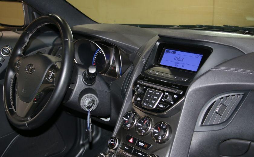 2013 Hyundai Genesis R-Spec Brembo A/C MAGS BLUETOOTH #17