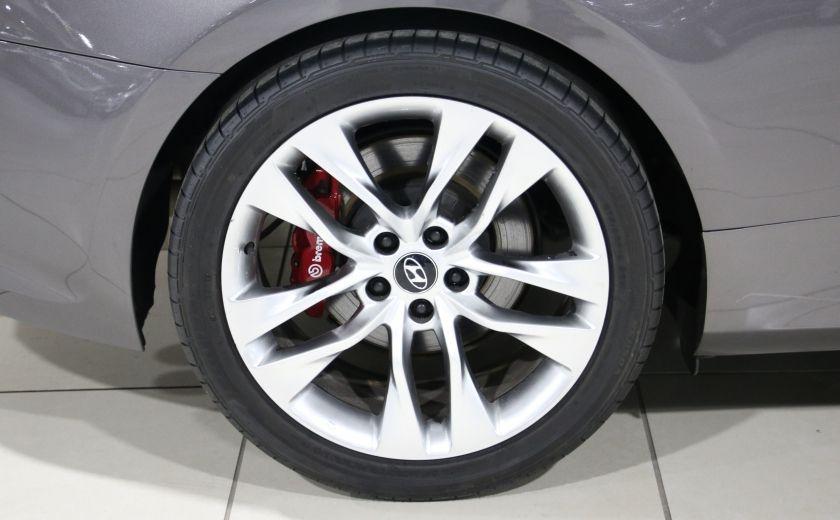 2013 Hyundai Genesis R-Spec Brembo A/C MAGS BLUETOOTH #23