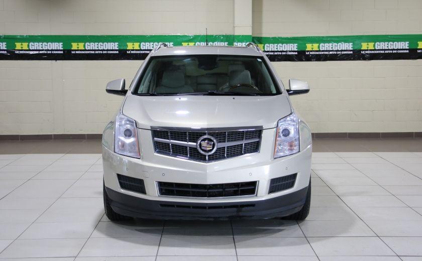 2010 Cadillac SRX 3.0 Luxury AWD AUTO A/C CUIR TOIT PANO MAGS #1