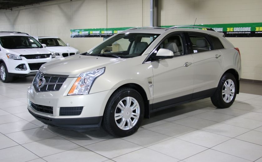 2010 Cadillac SRX 3.0 Luxury AWD AUTO A/C CUIR TOIT PANO MAGS #2