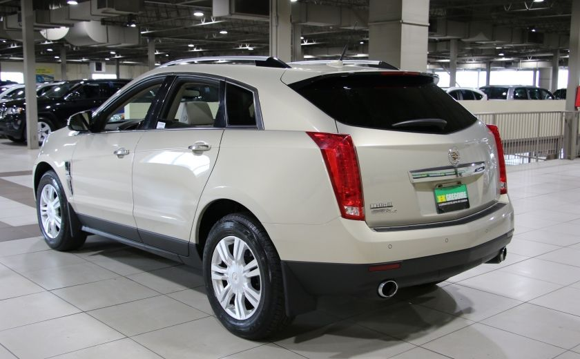 2010 Cadillac SRX 3.0 Luxury AWD AUTO A/C CUIR TOIT PANO MAGS #4
