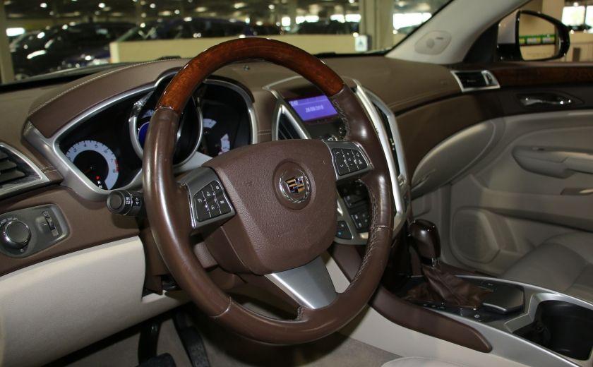 2010 Cadillac SRX 3.0 Luxury AWD AUTO A/C CUIR TOIT PANO MAGS #8