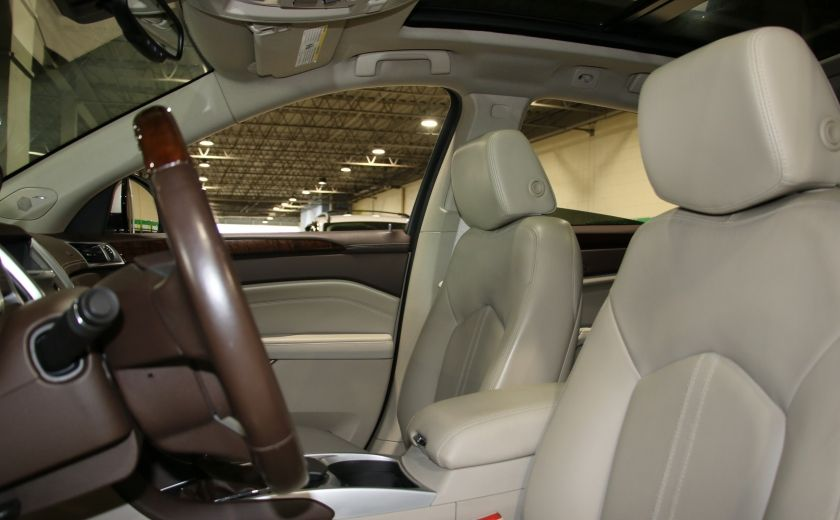 2010 Cadillac SRX 3.0 Luxury AWD AUTO A/C CUIR TOIT PANO MAGS #9
