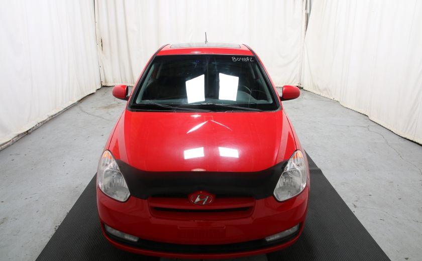2010 Hyundai Accent GL #1