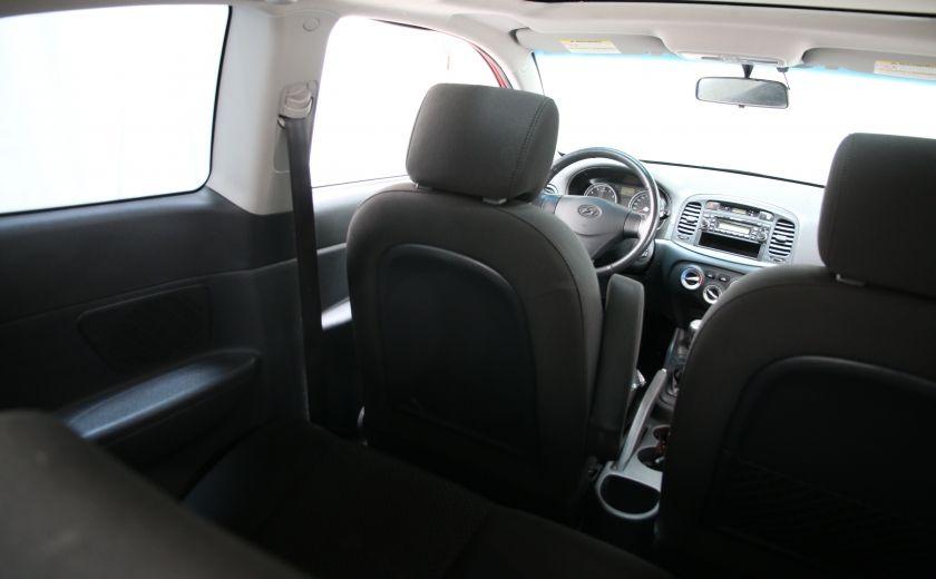 2010 Hyundai Accent GL #16