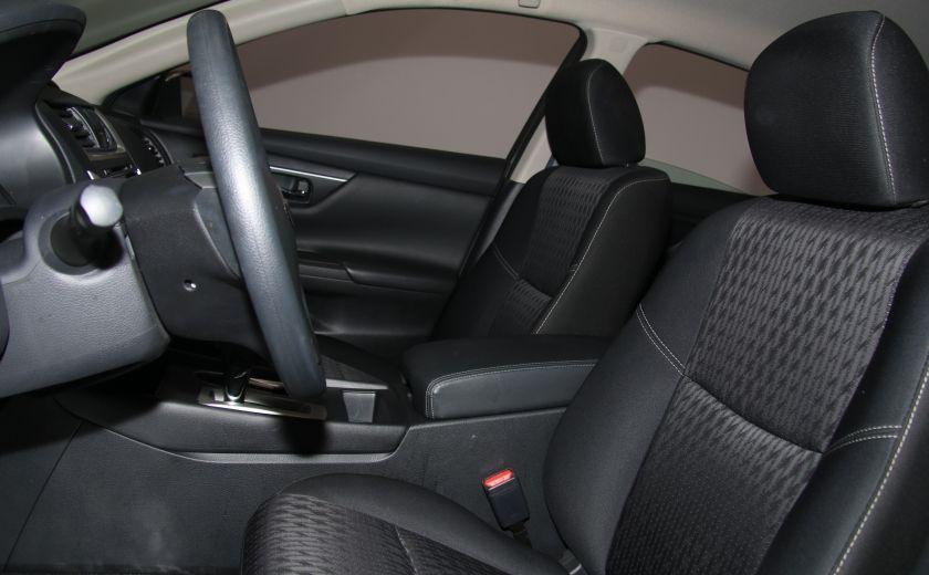 2016 Nissan Altima 2.5 S AUTO A/C GR ELECT BLUETOOTH CAM.RECUL #9
