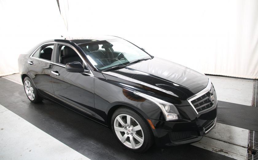 2014 Cadillac ATS AUTO A/C CUIR MAGS BLUETHOOT #0