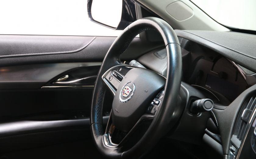 2014 Cadillac ATS AUTO A/C CUIR MAGS BLUETHOOT #19