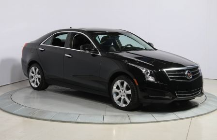 2013 Cadillac ATS LUXURY AWD CUIR TOIT CAMERA RECUL in Longueuil