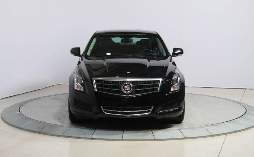 2013 Cadillac ATS LUXURY AWD CUIR TOIT CAMERA RECUL #1