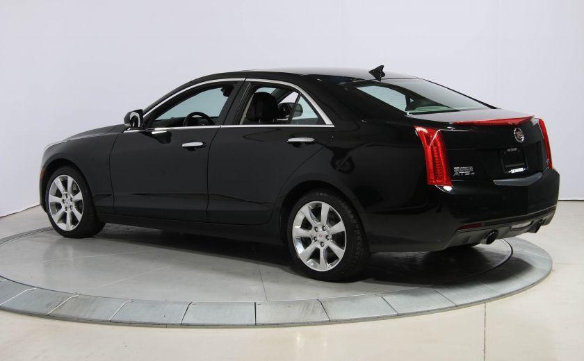 2013 Cadillac ATS LUXURY AWD CUIR TOIT CAMERA RECUL #4