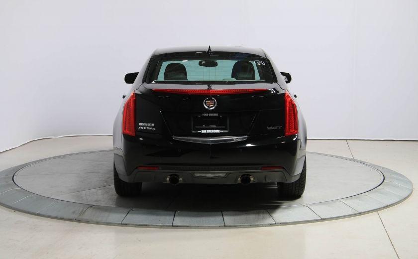 2013 Cadillac ATS LUXURY AWD CUIR TOIT CAMERA RECUL #5