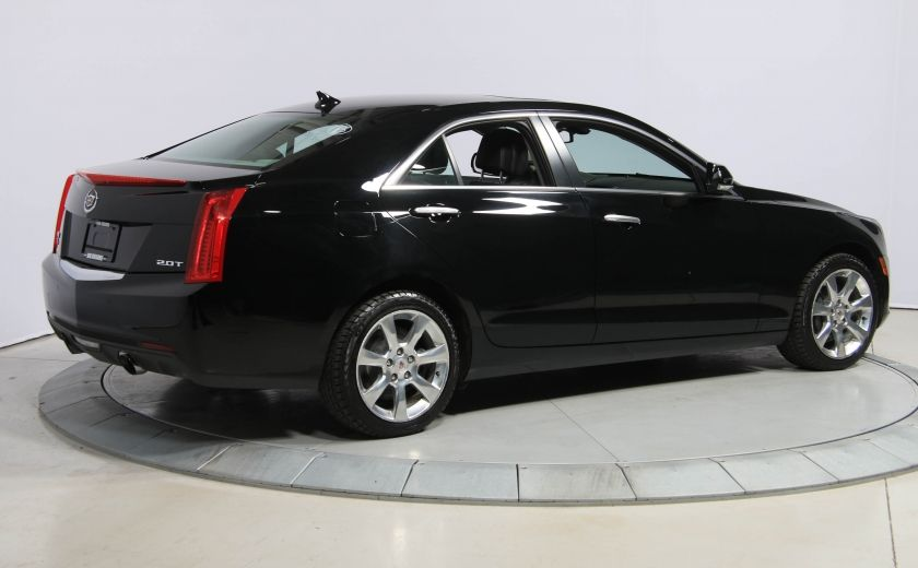 2013 Cadillac ATS LUXURY AWD CUIR TOIT CAMERA RECUL #6