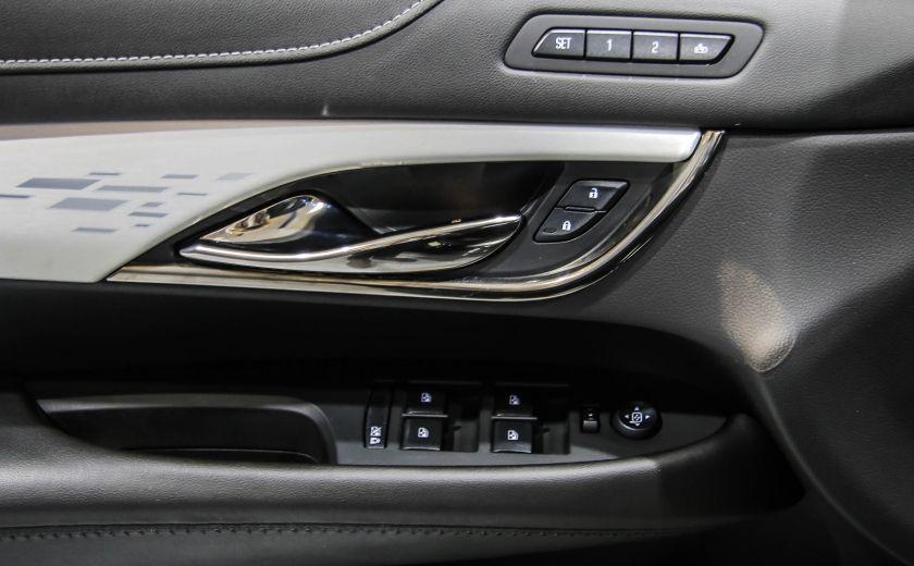 2013 Cadillac ATS LUXURY AWD CUIR TOIT CAMERA RECUL #10