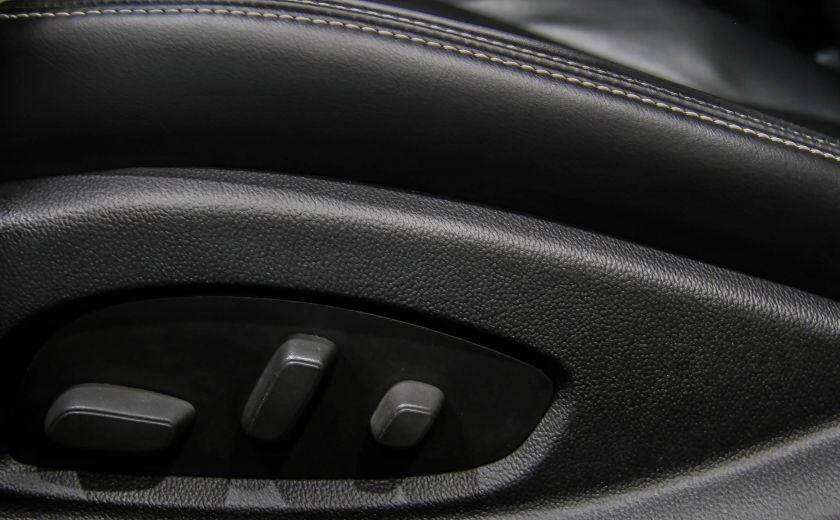 2013 Cadillac ATS LUXURY AWD CUIR TOIT CAMERA RECUL #11