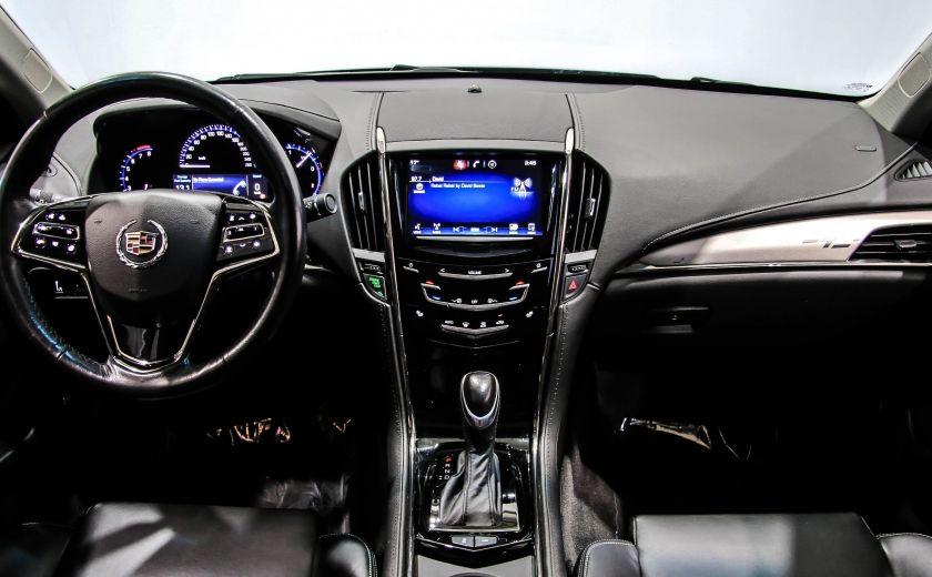 2013 Cadillac ATS LUXURY AWD CUIR TOIT CAMERA RECUL #13