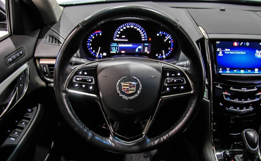 2013 Cadillac ATS LUXURY AWD CUIR TOIT CAMERA RECUL #15