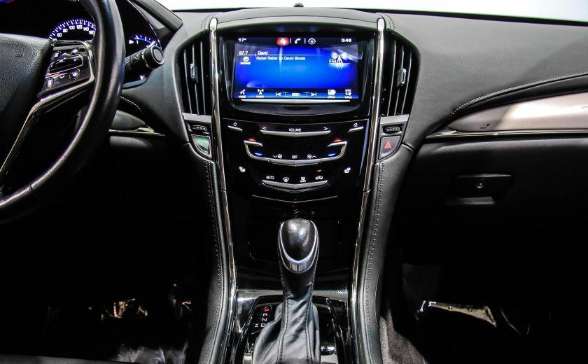 2013 Cadillac ATS LUXURY AWD CUIR TOIT CAMERA RECUL #16