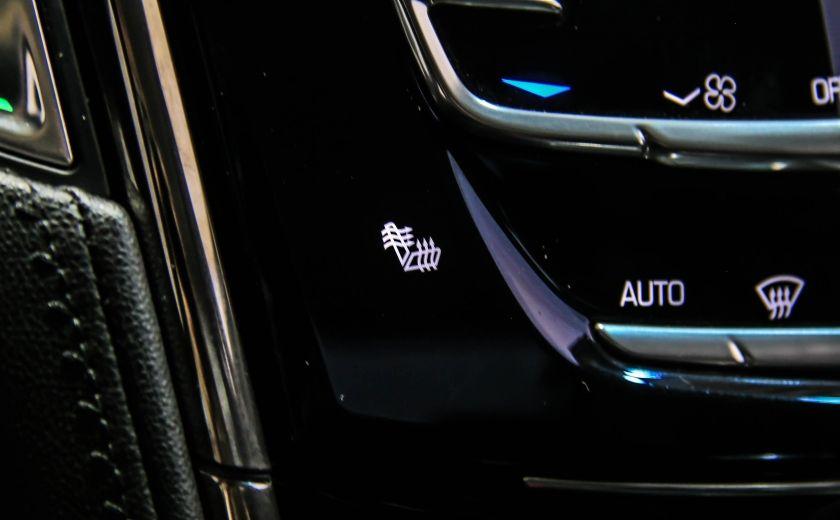 2013 Cadillac ATS LUXURY AWD CUIR TOIT CAMERA RECUL #19