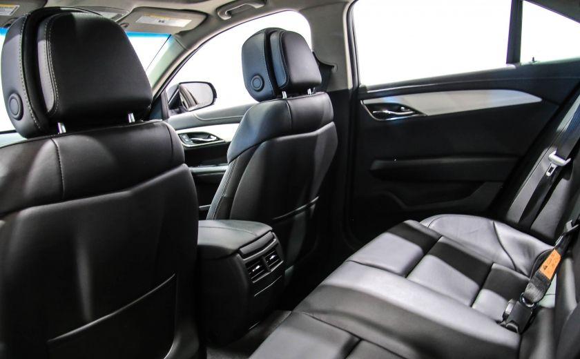 2013 Cadillac ATS LUXURY AWD CUIR TOIT CAMERA RECUL #22