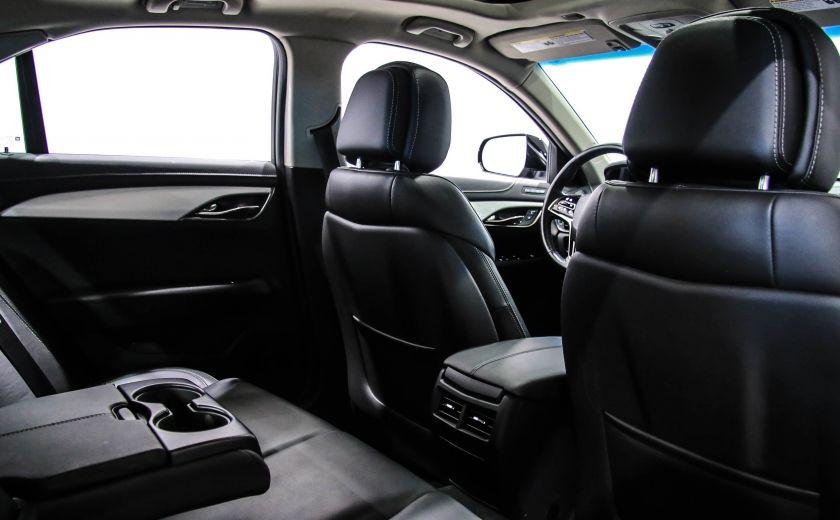 2013 Cadillac ATS LUXURY AWD CUIR TOIT CAMERA RECUL #24