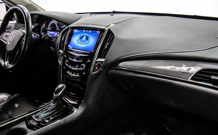 2013 Cadillac ATS LUXURY AWD CUIR TOIT CAMERA RECUL #26