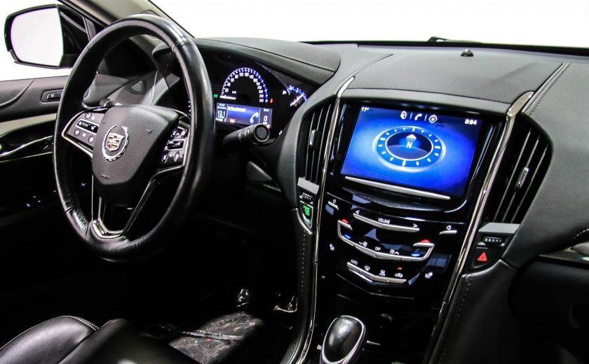 2013 Cadillac ATS LUXURY AWD CUIR TOIT CAMERA RECUL #27