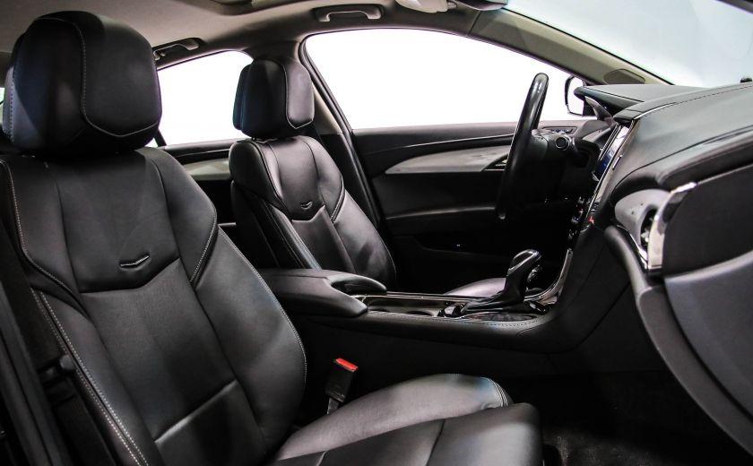 2013 Cadillac ATS LUXURY AWD CUIR TOIT CAMERA RECUL #28
