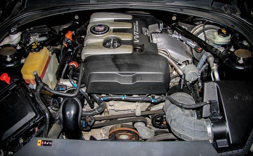 2013 Cadillac ATS LUXURY AWD CUIR TOIT CAMERA RECUL #29