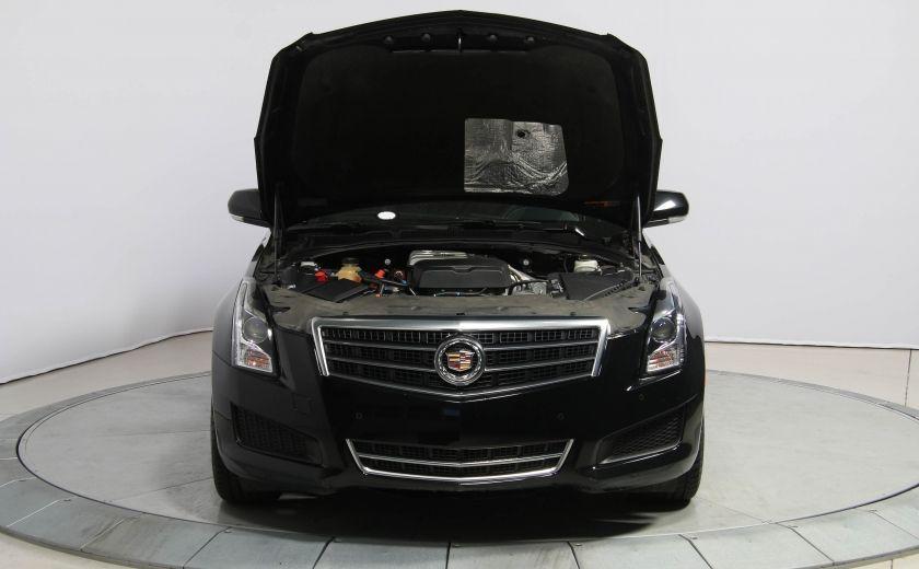 2013 Cadillac ATS LUXURY AWD CUIR TOIT CAMERA RECUL #30